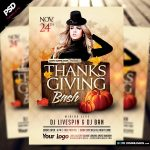 "<span itemprop=""name"">Thanksgiving Bash Flyer Template</span>"