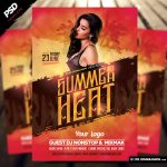 "<span itemprop=""name"">Summer Heat Flyer Template</span>"